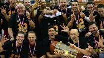 Nymburk zválcoval Děčín a má basketbalový titul číslo dvanáct
