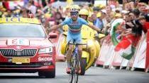 Nibali si nepodařenou Tour vynahradil etapovým vítězstvím na La Toussuire