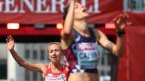 Vrabcová Nývltová po bronzovém maratonu: Takový čas nikdo nečekal