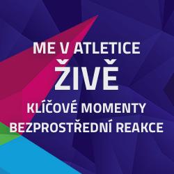 VME v atletice 2018