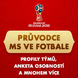 Velký průvodce MS ve fotbale 2018