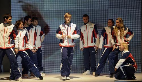 Sportovci budou opět u vzniku olympijské kolekce
