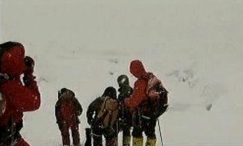 Čeští horolezci jsou těsně pod vrcholem Gasherbrumu II