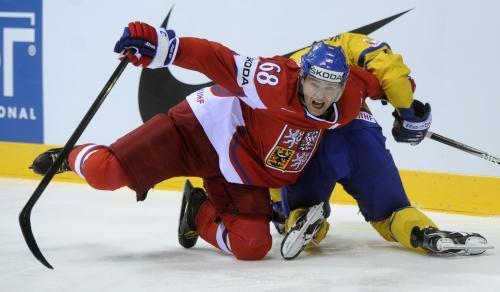 Mezi kandidáty na Zlatou hokejku nechybí Jágr