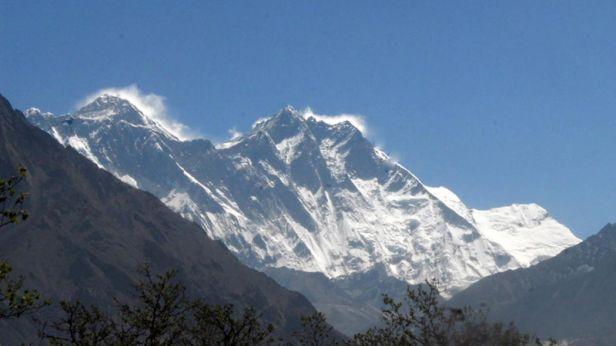 Jaroš o výstupu na Lhotse: Už jsem si říkal, že to nedám