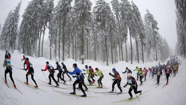 Běžec na lyžích Stanislav Řezáč vyhrál potřetí Jizerskou 50