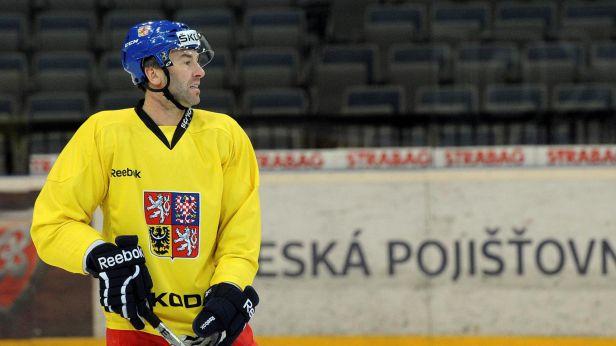 Čeští hokejisté jsou již ve Švédsku