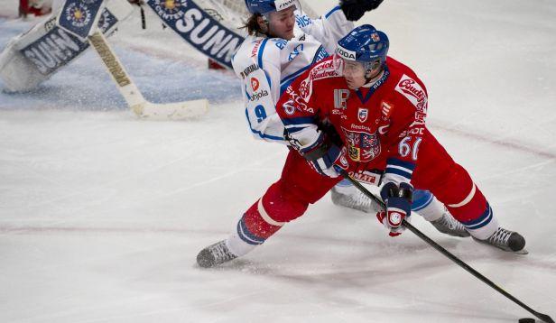 Český tým podlehl na Švédských hrách Finsku 0:7