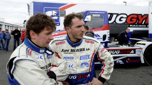 Vršecký s tahačem dojel na Nürburgringu druhý, nejlépe v sezoně