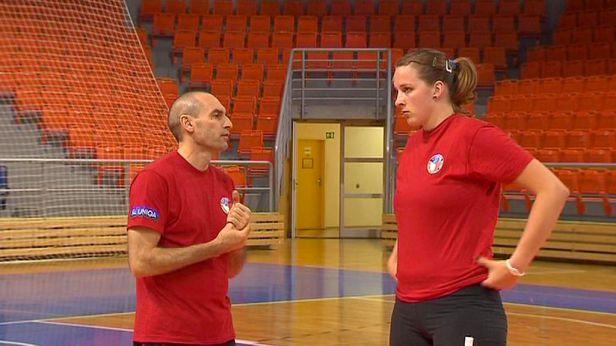 Jan Štokr a Aneta Havlíčková jsou nejlepšími českými volejbalisty