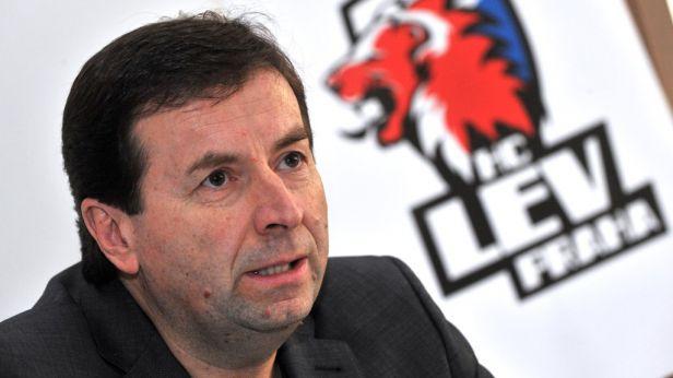 HC Lev bude hrát zřejmě na stadionu Sparty