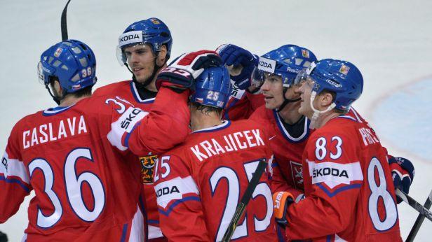 Češi si opět vyšlápli na Rusko a skončili na turnaji druzí