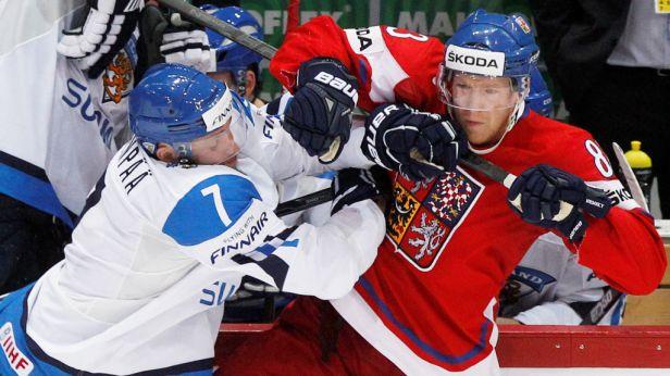 Češi jdou na Finsko, chtějí navázat na výkon proti Švédsku