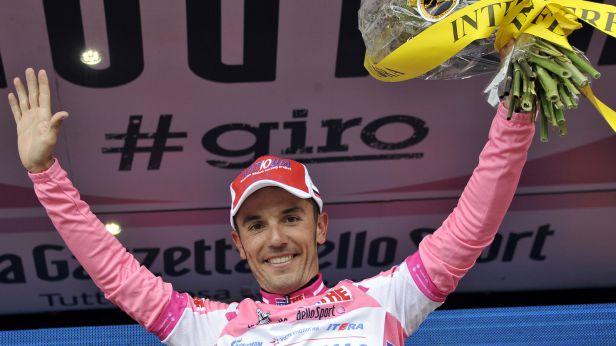 Lídr Rodríguez vyhrál nejtěžší etapu, Kreuziger se propadl
