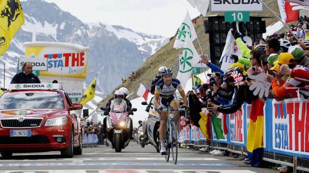 Královskou etapu ovládl De Gendt, Rodríguez stále v čele