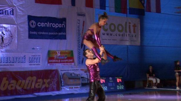 Jihlava hostila světový pohár v akrobatickém rokenrolu