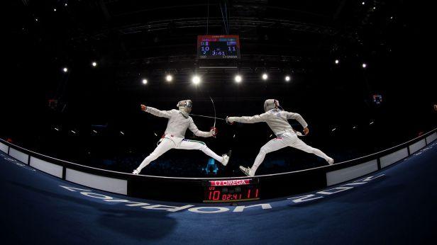 Kordista Beran v kvalifikaci vybojoval postup na olympiádu