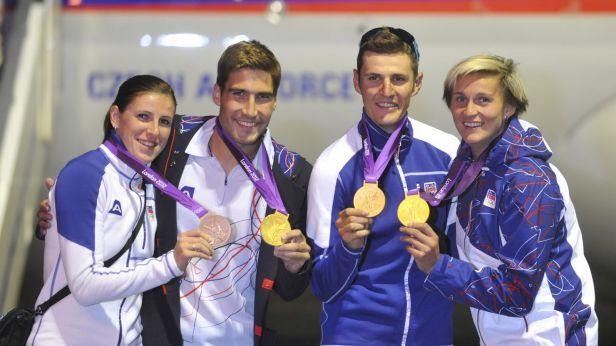 Favority ankety Sportovec roku jsou olympijští medailisté