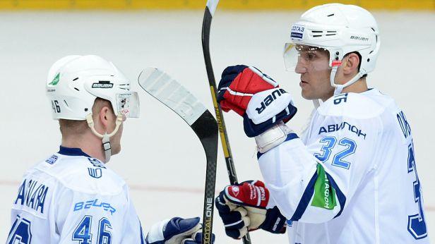 Dynamo zdolalo HC Lev díky Ovečkinově trefě