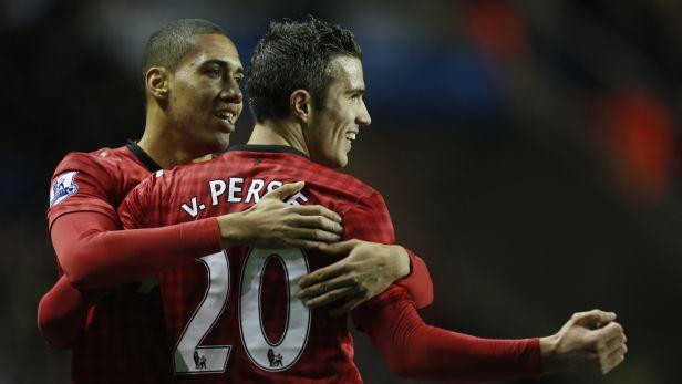 Newcastle třikrát vedl, nakonec se však radoval Manchester United