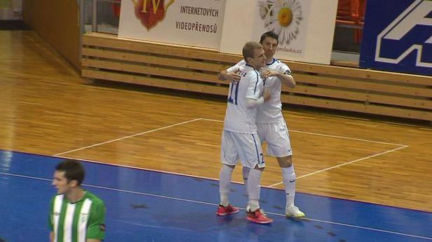 Brněnští futsalisté ovládli utkání s Hodonínem, zvítězili 3:1