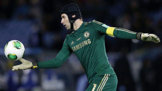 Petr Čech se může rekordně pošesté stát Fotbalistou roku