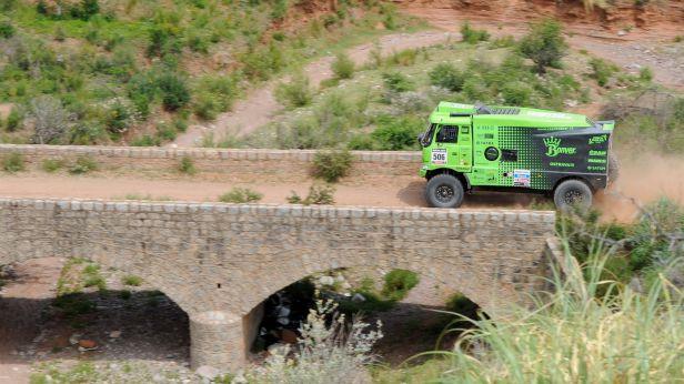 Dakar se mění, bude třeba se přizpůsobit, upozorňuje Kolomý