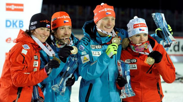 Sen o medaili se splnil, Češi vybojovali bronz