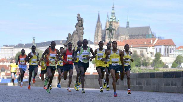 Bude pokořen rekord Pražského maratonu? Etiopanky a Keňanky usilují o jeho zdolání