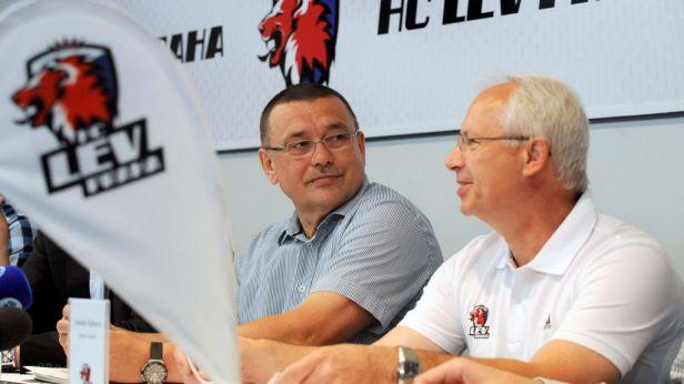 Velmi kvalitně obsazený Prague Hockey Cup se Lvem Praha startuje