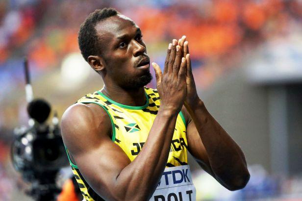 Bolt postoupil snadno, nejrychlejší ale nebyl
