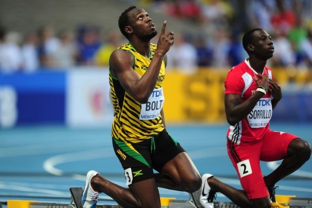Bolt chce z Moskvy první zlato, v neděli se ukáží čtyři Češi