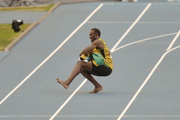Bolt o Moskvě: Nebyl to ten nejlepší šampionát