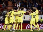 Slavící hráči Villarrealu
