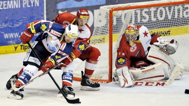 Startuje předkolo, Pardubice narazí na Slavii poprvé od finále 2003