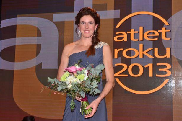 V anketě Atlet roku poprvé triumfovala Hejnová