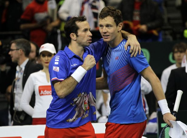 Vítězný tým nekončí – Berdych i Štěpánek přislíbili účast proti Nizozemsku