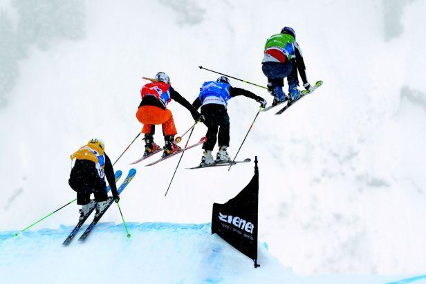 Nadějná budoucnost českého skikrosu. Kašparová byla čtvrtá na MS juniorů