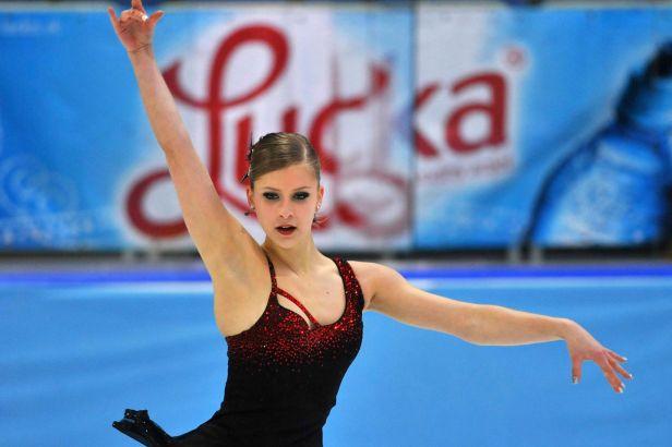 Krasobruslařka Březinová se chystá na mistrovství světa