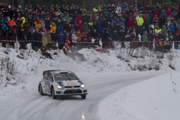 Ogier po dramatickém závěru vyhrál i ve Švédsku