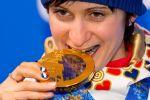 Martina Sáblíková a zlatá medaile ze Soči