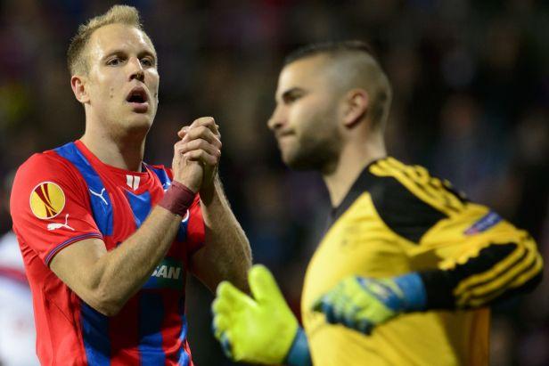 Plzeň otočila duel s Lyonem. I kvůli neproměněné penaltě však v EL končí