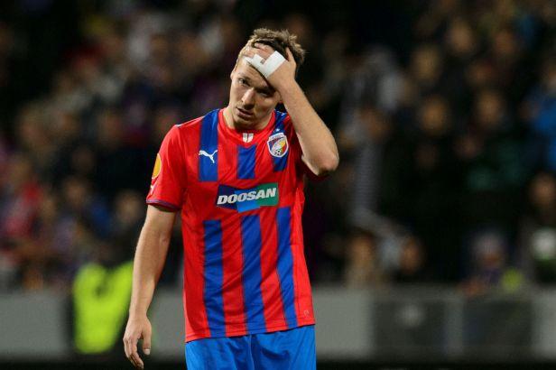 Zklamaný Tecl: Kdybych penaltu dal, věřím, že to zvládnem