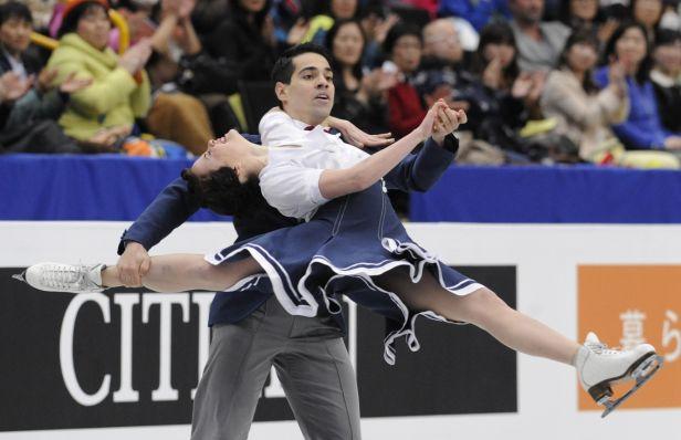 Cappelliniová s Lanottem těsně uhájili vedení a ovládli tance