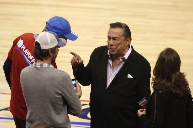 Majitel Clippers má doživotní zákaz působení v NBA