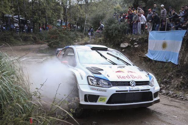 Latvala do Argentinské rallye vstoupil nejlépe, Prokop je šestý