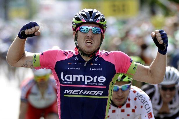 Saganovi znovu uteklo vítězství. Kreuziger zůstává osmý