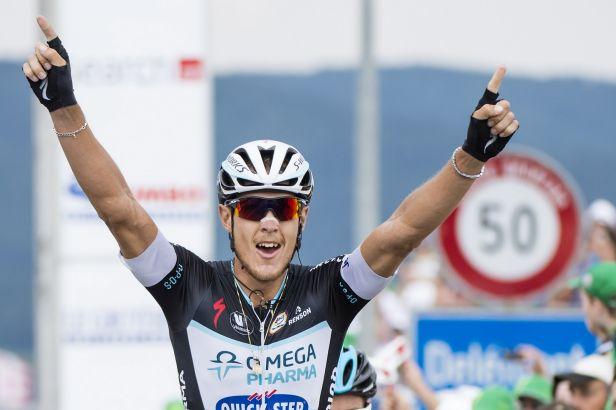 Trentin za přispění Martina vyhrál šestou etapu