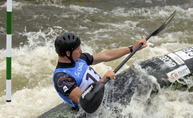 Bez ztráty kytičky. Všichni čeští vodní slalomáři jsou v Tróji v semifinále