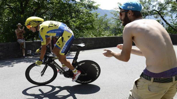 Kreuziger dojel ve Švýcarsku druhý v etapě, celkově je sedmý